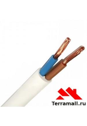 Провод ПВС-3х0.75 метр погонный, кабель ПВС сечение 3х0.75