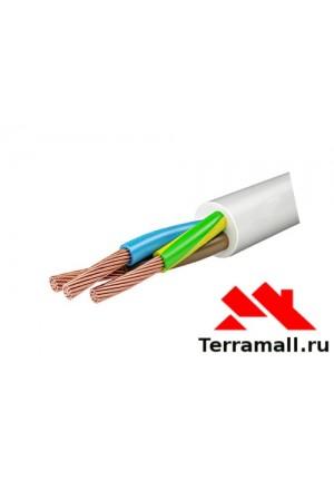 Провод ПВС-3х6 метр погонный, кабель ПВС сечение 3х6