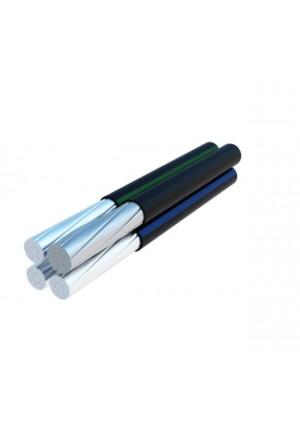 Провод СИП-2 3х25 +1х54.6 цена за метр. Провод самонесущий изолированный. СИП-2 3*25+1*54.6 купить с доставкой