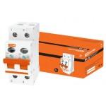 Выключатель нагрузки (мини-рубильник) ВН-32 2P 40A 50A 63A TDM