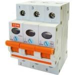 Выключатель нагрузки (мини-рубильник) ВН-32 3P 40A 50A 63A TDM