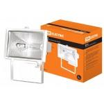 Прожектор ИО 150, 500, 1000, 1500 галогенный белый/черный IP54 TDM