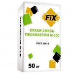 """Сухая смесь М-300 """"Fix""""40 кг"""