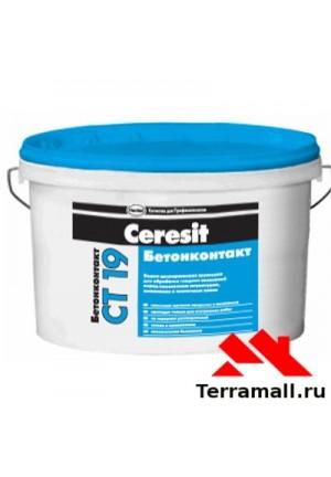 Бетоноконтакт Церезит СТ-19 20 л.