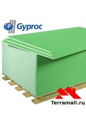 ГИПРОК ГКЛВ Гипсокартон влагостойкий 3000х1200х12,5мм (3,6м2)