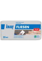 Клей плиточныйусиленный КНАУФ-Флизен Плюс 25 кг