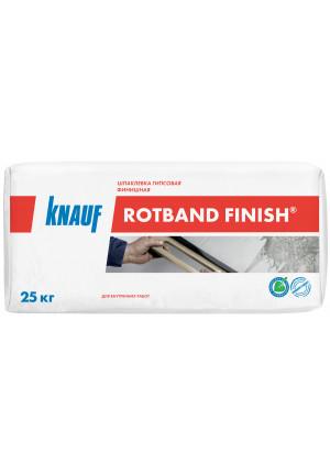 КНАУФ-Ротбанд Финиш шпаклевка гипсовая финишная25 кг