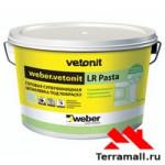 Шпаклевка Ветонит лр паста 20 кг  Vetonit LR PASTA