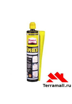 МОМЕНТ Крепеж химический анкер CF900 (0,28л)
