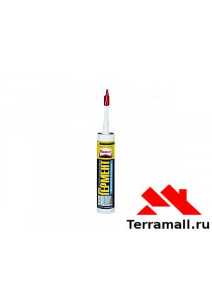 ГЕРМЕНТ Момент Герметик Для окон и стекол белый (0,28л)