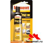 МОМЕНТ Герметик Универсальный белый (85мл)