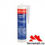 Герметик акриловый Penosil, всезесонный,белый, 310мл.
