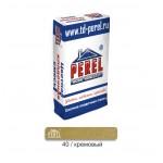Кремовый кладочный раствор Perel SL 50 кг
