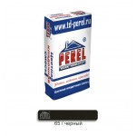 Черный кладочный раствор Perel SL 50 кг