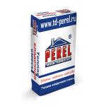 Теплоизоляционный кладочный раствор для поризованных керамических блоков Perel TKS 20 кг