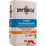Холдер клей усиленный для керамогранита и керамической плитки 25 кг