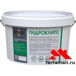 Гидроизоляционная пломба перфекта Гидроклипс 2.5 кг