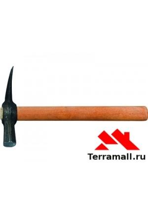 Молоток печника, деревянная ручка, Россия