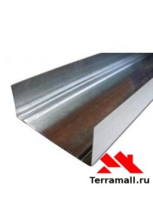 Профиль ПН-6 100х40 0,6 мм 3м
