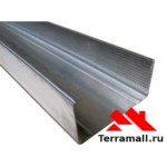 Профиль ПС-4 75х50 0,6 мм 3м