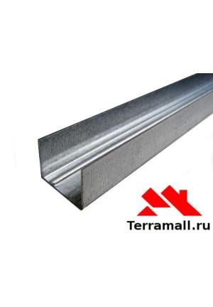 Профиль ПС-2 50х50 0,6 мм 3м