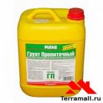 ПУФАС Грунтовка пропиточная мороз. 10л  Россия зеленая этикетка
