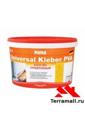 ПУФАС Клей ПВА Строительный Универсальный 5 кг