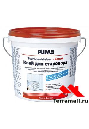 ПУФАС Клей для плит из стиропора (0,4кг)