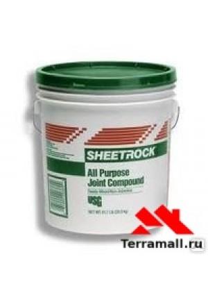 SHEETROCK шпаклевка готовая (3,5л=5,6кг)