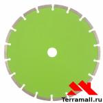 Диск отрезной алмазный сегментный 230 мм*22,2 Сибртех