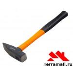 Молоток слесарный Спарта 500 г, фибергласовая резиновая ручка