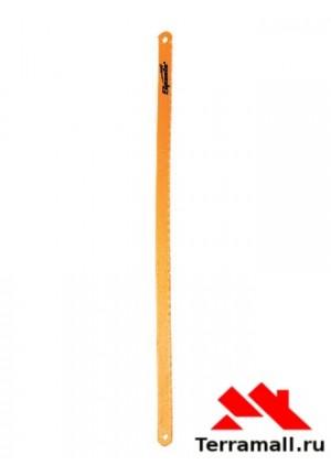 Полотно для ножовки по металлу Спарта 300 мм, закаленное