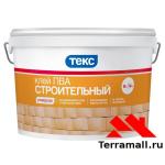 ТЕКС Клей ПВА Строительный УНИВЕРСАЛ (10кг)
