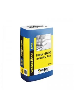 Вебер Ветонит флор 4610 Промышленный наливной пол 25 кг.