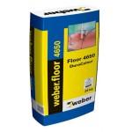 Вебер Ветонит 4650 20 кг.  Цветной промышленный наливной пол.