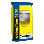 Вебер Ветонит 4630 25 кг.  Износостойкий промышленный наливной пол