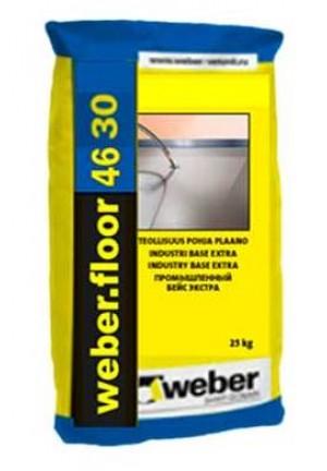 Вебер Ветонит 4630  Износостойкий промышленный наливной пол 25 кг