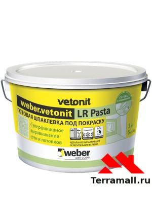 Ветонит ЛР шпаклевка 5кг Vetonit lr