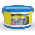 Гидроизоляция готовая к применению вебер тек 822 8 кг