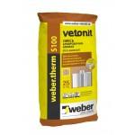 Вебер Ветонит Терм s100 клеевая смесь для теплоизоляции (25 кг)