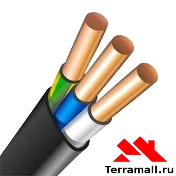 кабель ввг 3х4 цена за метр новосибирск